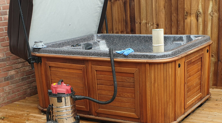 Keeping Your Hot Tub Clean: Scum, Scale and Stains